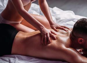 Романтичный массаж