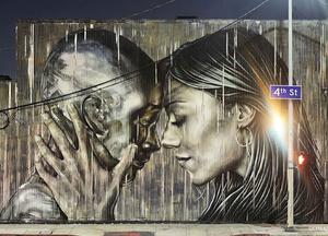 Когда даже стены говорят о любви