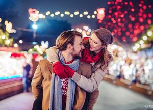 День святого Валентина: Празднование Дня Влюбленных в столицах СНГ