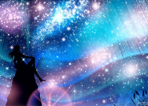 Августовские звёзды ярче и ближе...