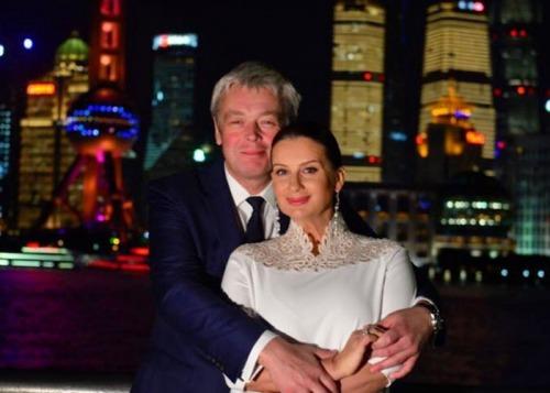 Екатерина и Александр Стриженовы празднуют 30 лет со дня свадьбы