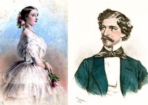 Иоганн Штраус и Ольга Смирницкая: больше, чем любовь