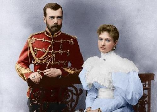 Николай и Александра Романовы: любовь сильнее смерти