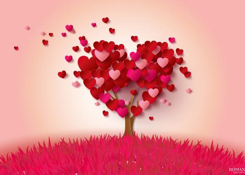 День святого Валентина: Дерево любви