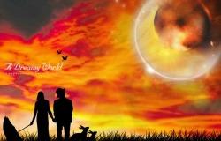 Обои о любви: Романтическая пара